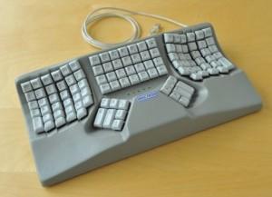 Maltron 3D Dual-Handed Keyboard