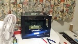 3D-tulostin Wanhao Duplicator 4S